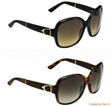 ORIGINAL GUCCI SUNGLASSES GG 3638 with leather Underwired NEW LP