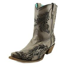 Corral A3193   Square Toe Leather  Western Boot