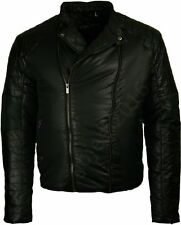 "MENS FREEMONT & HARRIS Padded Biker Style Jacket - ""Outlaw"" Coat"