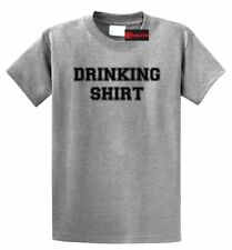 Drinking Shirt College Party Tee Adult Humor St Patty's Party T Shirt S-5XL
