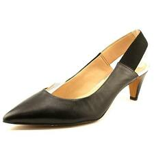 French Connection Kourtney Women  Pointed Toe Leather  Slingback Heel