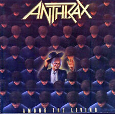 Anthrax - Among the Living CD NEW