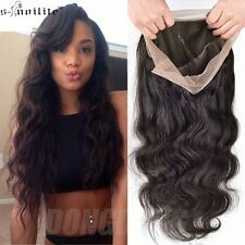 Real Soft Brazilian Remy Silk Top Lace Front/Full Lace Wig Best Human Hair Wig s