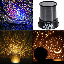 The New LED Star Night Light Projector Lamp-Colorful Starry Night-Bed Side Lamp