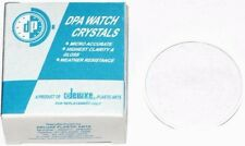 Lot of 10pcs Plastic Acrylic Low Dome Crystals 19.0mm to 28.0mm