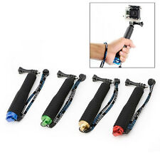 New Extendable Monopod Handheld Diving Selfie Stick for GoPro3+/4/3/2/5 SJ4000 U