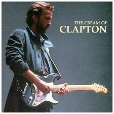 The Cream of Clapton by Eric Clapton (CD, Mar-1995) CD & PAPER SLEEVE ONLY