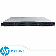 HP DL160 G6 / SE316M1 Intel Xeon Quad Core 72GB RAM Max Customisable Server 1U