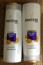 Pantene Pro-V Shampoo and Conditioner Volume and Body 400ml