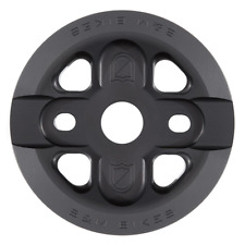 S&M BMX BIKE X-MAN GUARD BICYCLE SPROCKET BLACK 25T OR 28T MADE IN USA FIT CULT