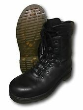 German Army Paratrooper Boots, Genuine MK5/6, Reconditioned with Airwair Soles