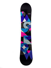 Morrow Snowboard Sky black 148cm All - Mountain fitted 360°