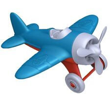 Green Toys Airplane, Blue  ⚡⚡BRAND NEW ⚡⚡ FREE SHIPPING ⚡⚡
