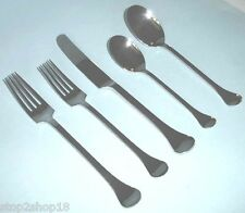 Dansk Kobenhavn II 65-Piece Stainless Flatware Service/12 w/Serving Pieces New!