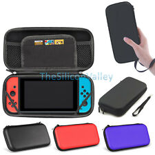EVA Hard Shell Carrying Case Bag Game Card Pouch for Nintendo Switch 2DS New 3DS
