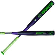 "Worth WESTRA EST Composite 13.5"" XL ASA Slowpitch Softball Bat Purple WESTRA-17"