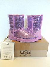UGG Australia Big Kids/Youth Classic Short Sparkles Lipgloss - Size 3