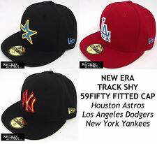 NEW ERA TRACK SHY MLB 59FIFTY FITTED CAP - ASTROS/DODGERS/YANKEES