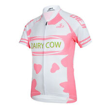 CSP05 Design Bicycle Bike Cycling Jersey Short Sleeves Set For Kids Boys Girls