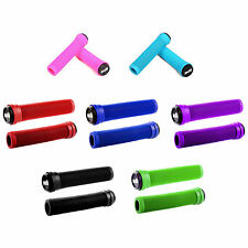 ODI Longneck Pro Flangeless BMX / Scooter / Bike Grips  - Various Colours