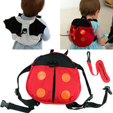 Baby Kid Toddler Keeper Walking Safety Harness Backpack Leash Strap Bag High-End