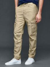 GAP Slim Cargo Pants *All Cotton * MSRP $64.50 * 35% Off