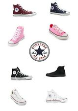 Converse All Star Hi Tops Mens Womens Unisex High/lo Tops Chuck Taylor Trainers
