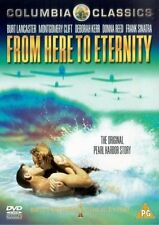 From Here To Eternity  with Burt Lancaster New (DVD  2002)
