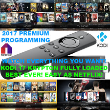 Premium Package Firestick & Android 4K TV Box Quad Core Unlocked & Fully Loaded!