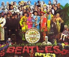 Sgt. Pepper's Lonely Hearts Club Band by The Beatles Original Sound Recording 67