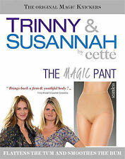 Trinny & Susannah Magic Pants in Nude or Black BNWT £19.00 With Free Postage