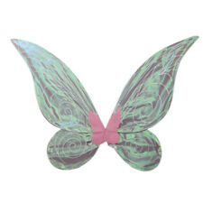 Adult Kids Shiny Color Changing Butterfly Angel Fairy Wing DressUp Costume Party