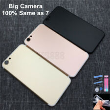 100% 7style Brand New Back Cover Housing For Iphone 6 6 Plus Housing Big Camera