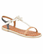 New in Box Juicy Couture Alana Sandals in two colors-Size 6