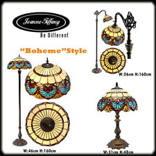 2017 new Arrivals*BOHEME TIFFANY STYLE REAL STAINED GLASS HANDCRAFTED LAMP