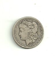 1904 S  KEY HARD TO GET LOW MINTAGE EARLY MORGAN SILVER DOLLAR COIN