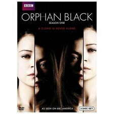 Orphan Black: Season 1 (DVD, 2013, 3-Disc Set)