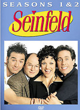 Seinfeld - Seasons 1  2 (DVD, 2004, 4-Disc Set)