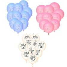 10 x Just Married Love Hearts Latex Balloons Wedding Party Decor