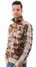 Adidas Originals Firebird Camo Camouflage Track Top Jacket Army Bliss