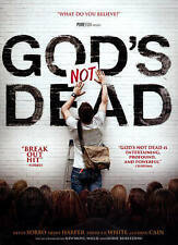 Gods Not Dead (DVD, 2014)