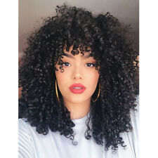 Afro Kinky Curly Hair Full Lace Human Wigs Malaysian Kinky Curly Hair Afro Wigs