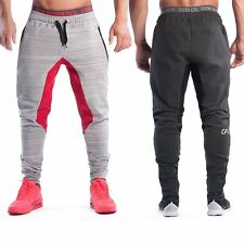 Outdoor Sweatpants Muscle Brothers Sports Gym Fitness Jogging Training Pants Men