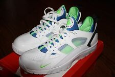 NIKE MEN'S AIR TRAINER HUARACHE LOW TRAINING SHOES SNEAKERS SIZE 15 749447 101