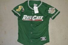 YOUTH Gary Southshore RailCats GREEN Chicago Minor League Baseball Jersey