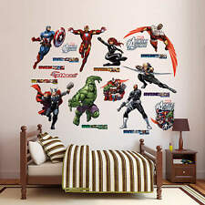 Marvel Avengers FATHEAD Official Vinyl Wall Graphic Various Sizes NEW - Pick One