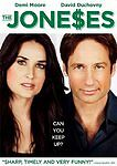 The Joneses (DVD DEMI MOORE DAVID DUCHOVNY CAN YOU KEEP UP BRAND NEW