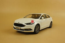 1/18 2017 FORD new MONDEO white color  + gift