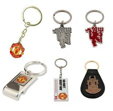 OFFICIAL FOOTBALL CLUB - Manchester United KEYRINGS
