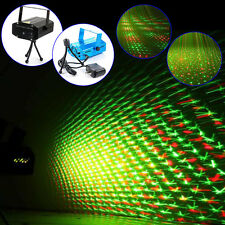 Mini LED R&G Laser Projector Stage Lighting DJ Disco Party Club Show Stage light